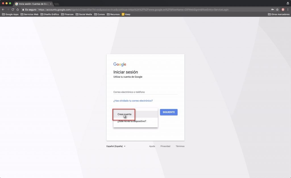 Sign in  Google Accounts