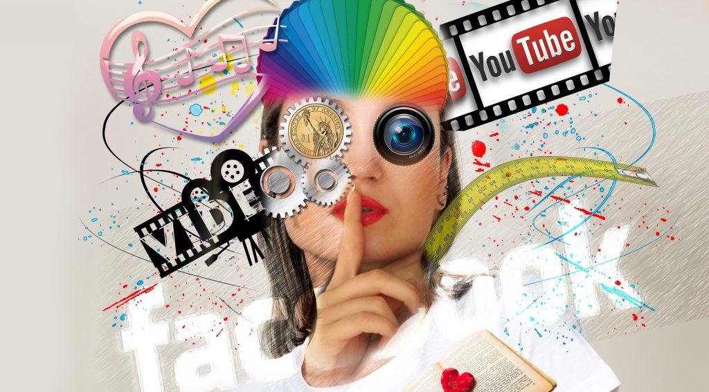 Crear un canal en youtube